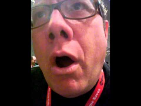 Fred Tatasciore makes Predator Sounds