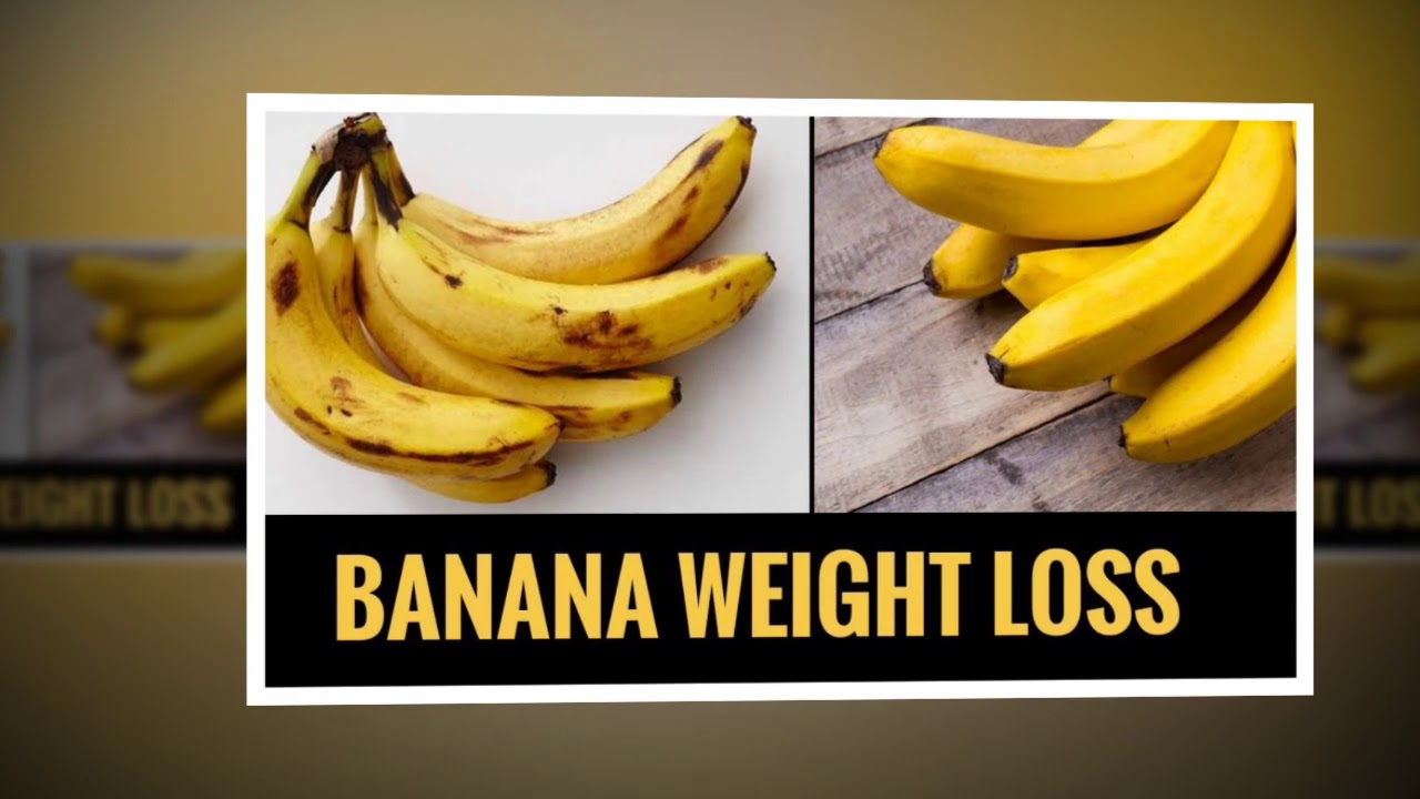 Can Eating Bananas Really Help You Lose Weight