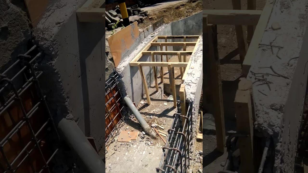 Pembangunan gorong gorong - YouTube