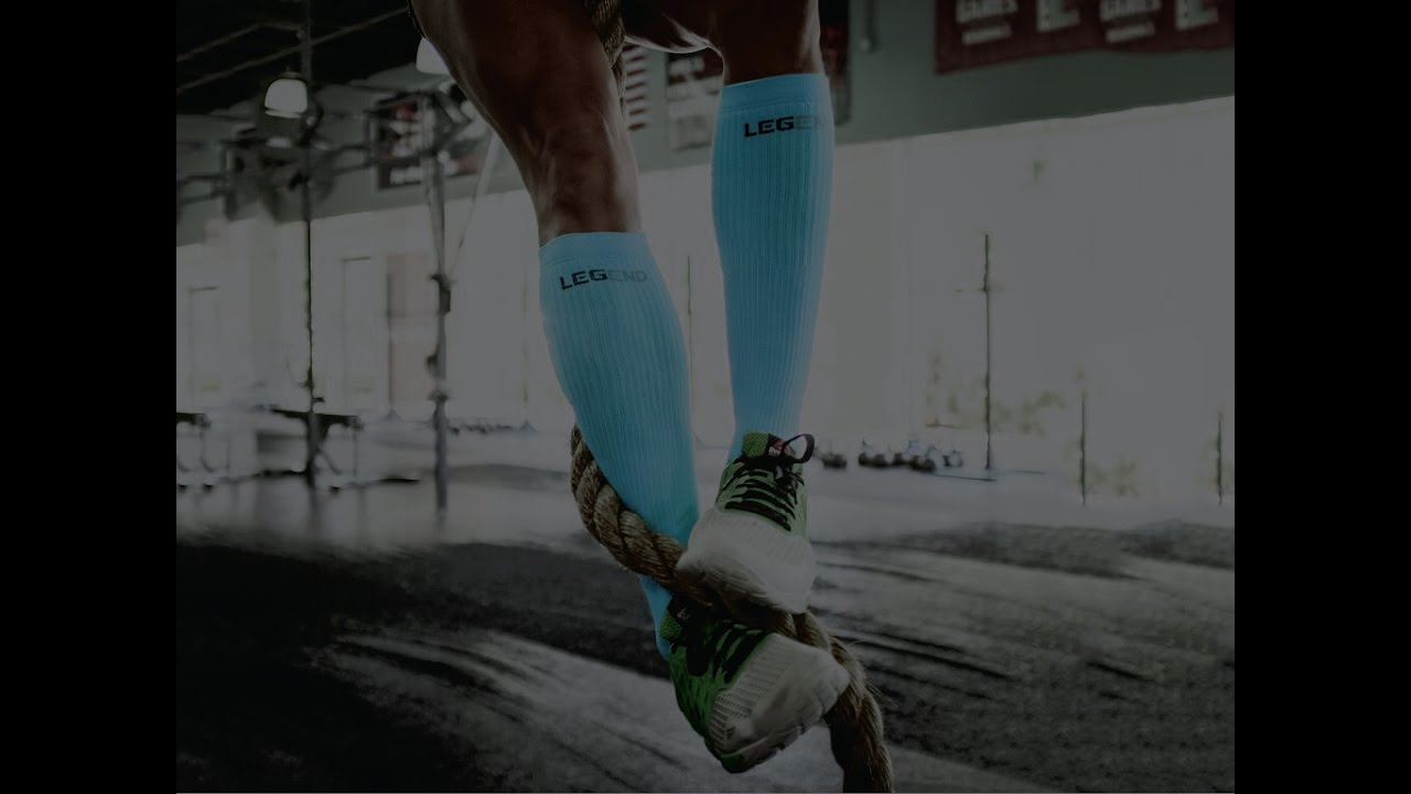 Why LEGEND® Compression Wear is the compression company for you!