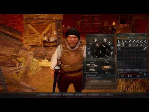 Black Desert - Repairing the liverto bow