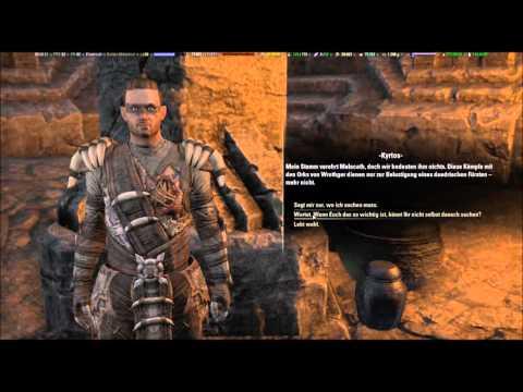 The Elder Scrolls Online Orsinium [014] Im Namen des Königs, Die wahren Günstlinge DLC #ESOTU