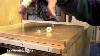 How To Make Plywood Boxes • 58 Of 64 • Using Blum Hardware