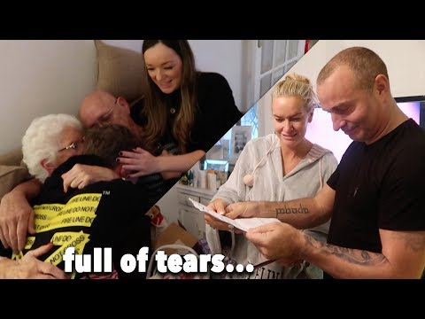 The most emotional christmas day ever .. * too many tears*