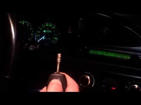 Ford Mondeo Mk2 Key Fob Programming ( Radio Frequency Key )