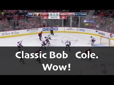 Classic Bob Cole Goal Call (2017).