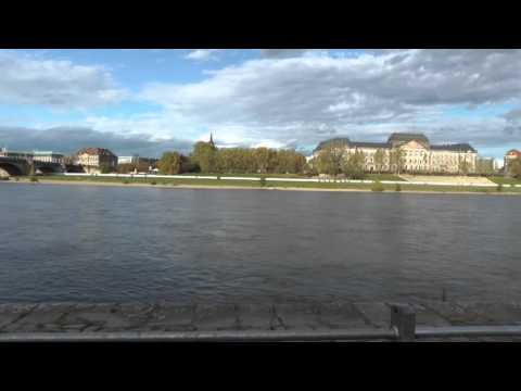 Dresden, das Elbflorenz Oktober 2013