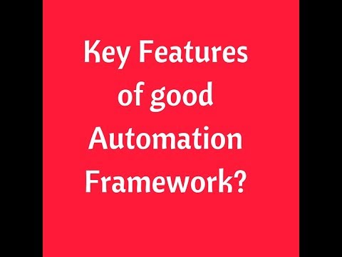 Automation Framework From Scratch | Framework Architecture | Automation Interview Questions