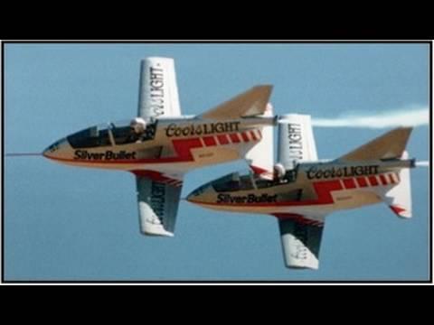 Burt Rutan 6 of 8 BEDE aircraft
