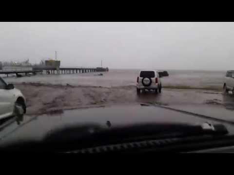 26 10 2015 Ураган и потоп в петропавловске-камчатском