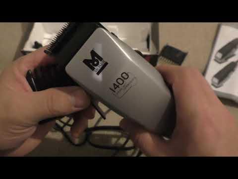 Обзор машинки для стрижки волос Мозер 1400!