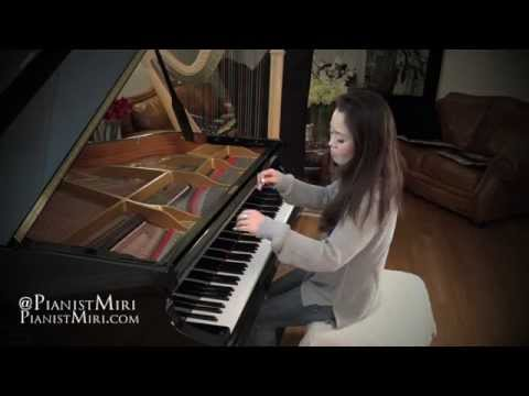 Cashmere Cat - Adore ft. Ariana Grande | Piano Cover by Pianistmiri 이미리