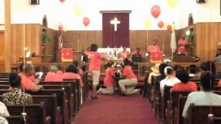 Metropolitan C.M.E. Church youth day 2015
