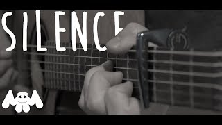 Silence - Marshmello ft. Khalid- Fingerstyle Guitar Cover