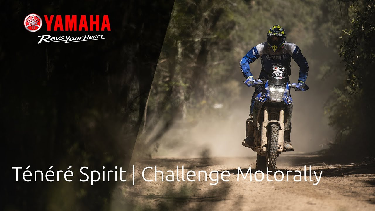 Yamaha Ténéré Spirit - Prima tappa del Ténéré Challenge al Motorally
