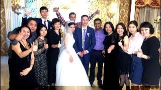 2 Wedding Parties. One Night. AKTOBE Kazakhstan 4K