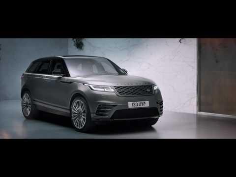 The New Range Rover Velar - Design Inspiration