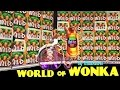 ★CRAZY WILDS LINE UP!★  WORLD OF WONKA slot machine LIVE PLAY WITH BONUS WINS!