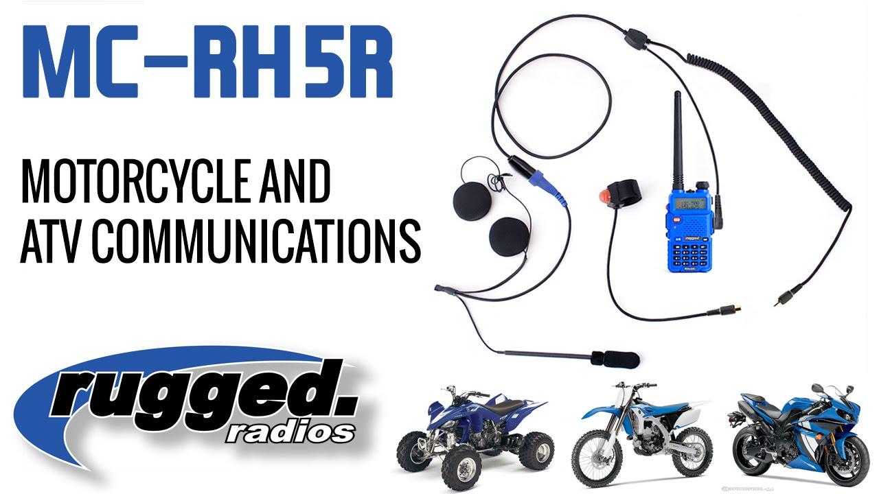 Rugged Radios : Moto and ATV 2-Way Communications