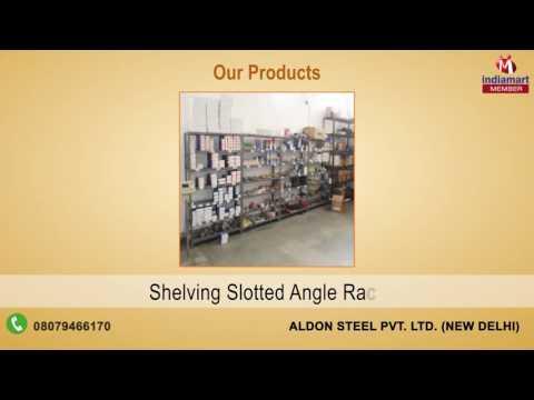 Industrial Sheds & Racks by Aldon Steel Pvt. Ltd., New Delhi