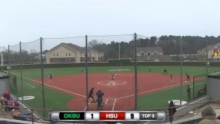 Reddies Softball vs. Oklahoma Baptist (Games 1 & 2)   March 1, 2019