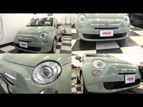 [Repair Process] Before and After of a 2012 FIAT 500