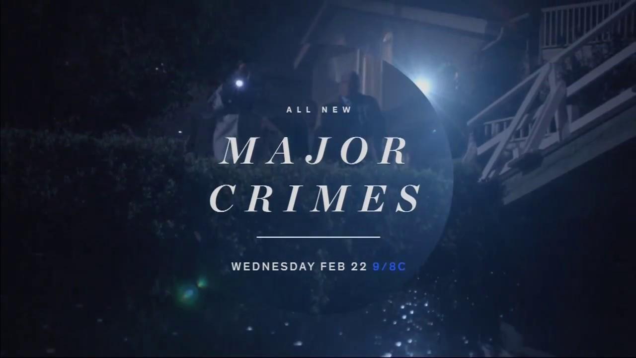 Major Crimes promo