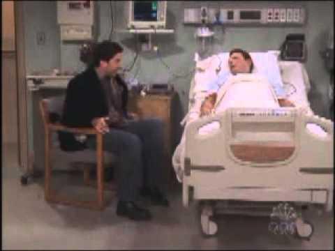 Friends - Mr Green In Hospital