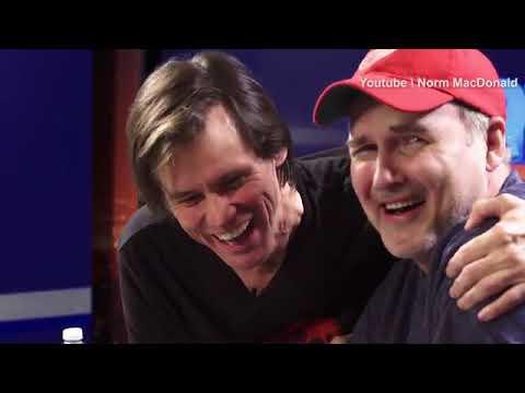 Jim Carrey tells Norm Macdonald that Tommy Lee Jones