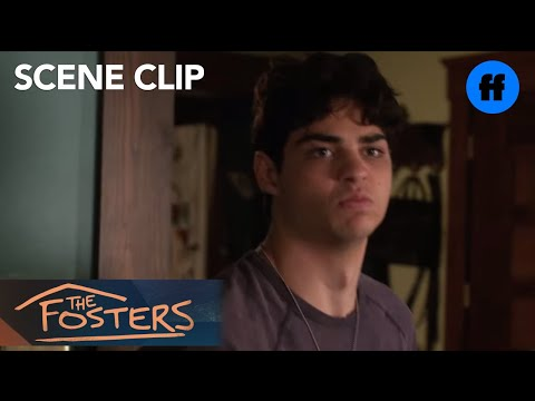 The Fosters | Season 4, Episode 15: Jesus Gets Angry at Emma and Brandon | Freeform