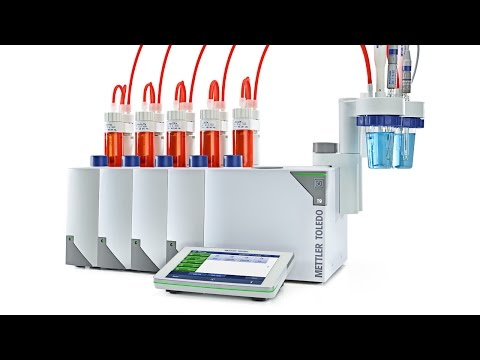 New Excellence Titrators Featuring One Click Titration