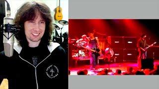 British guitarist reacts to King's X HEAVY yet HARMONIOUS sound!