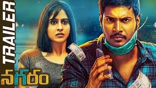 Nagaram Movie Trailer | Sundeep Kishan | Regina Cassandra | TFPC