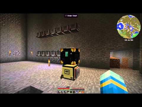 ComputerCraft - Turtle Mining Machine - Minecraft