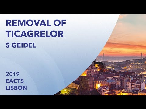 Removal of Ticagrelor during emergency heart surgery and reduction of complications and costs