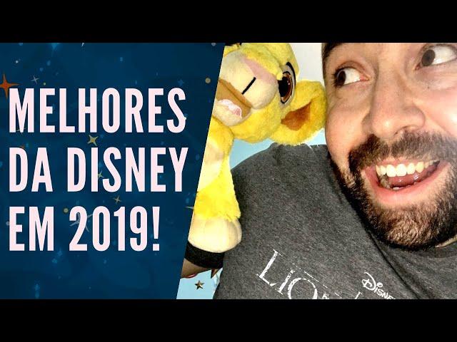 MELHORES e PIORES filmes DISNEY em 2019!