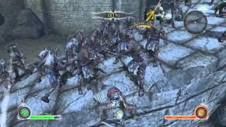 LOTR Conquest - War of the Ring - Mission 1 - Helm's Deep
