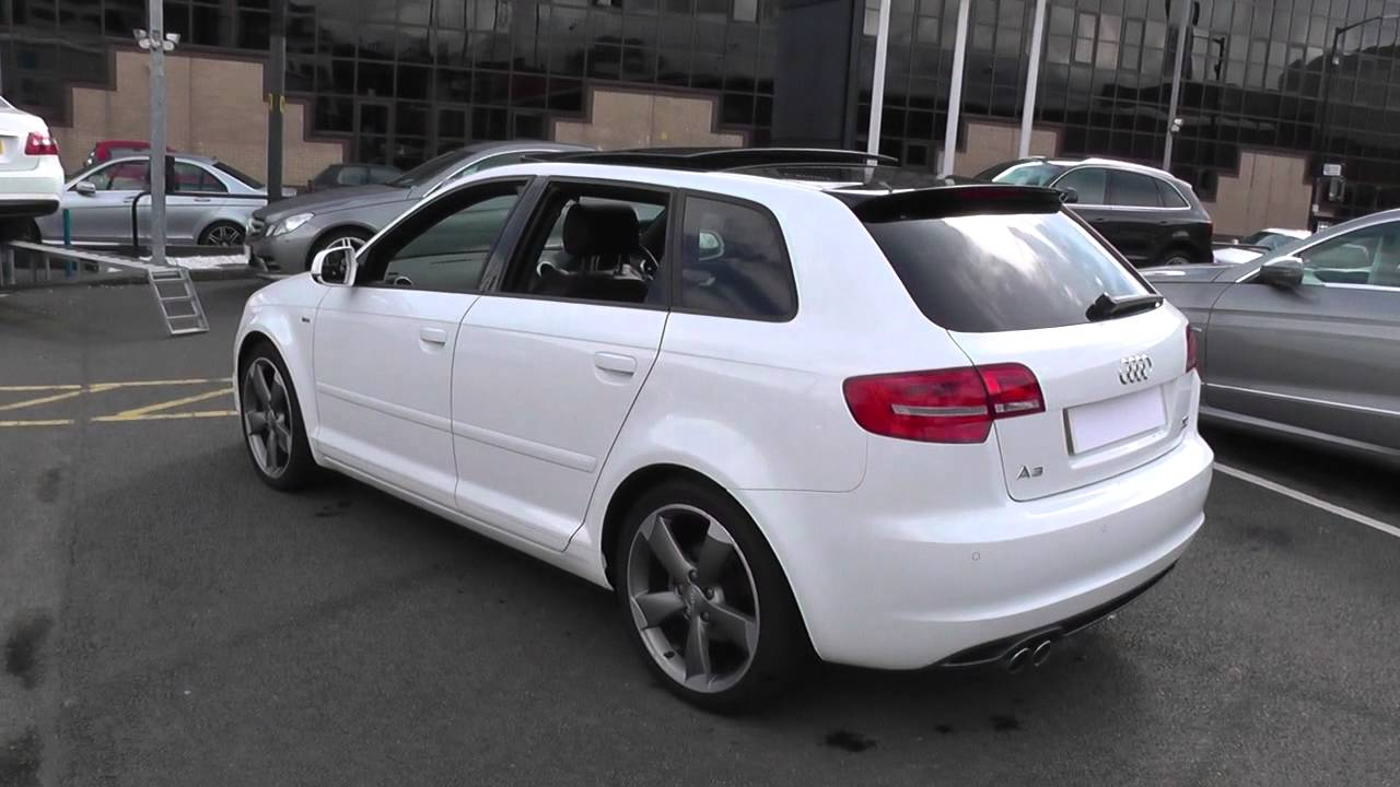 audi a3 2 0 tdi 170 quattro s line 5dr start stop u41394 youtube. Black Bedroom Furniture Sets. Home Design Ideas