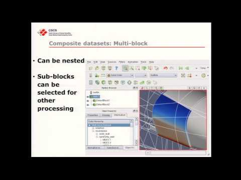 Visualization and Graphics Tutorial 3/7: Data formats f...