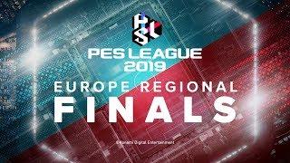 PES League Regional Finals Season 2: Europe - 1v1