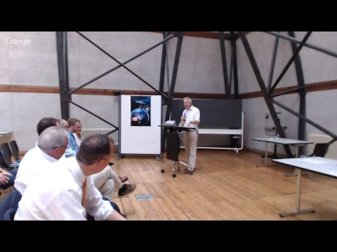 NASA and Swiss Space Science - with Thomas Zurbuchen