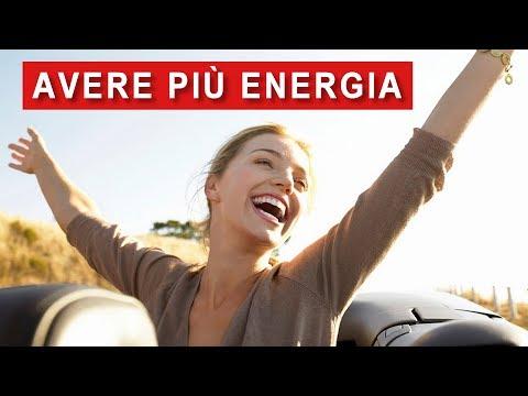 Come AVERE PIÙ ENERGIA