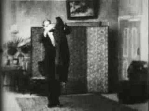 The Magician - a 1900 Silent Film