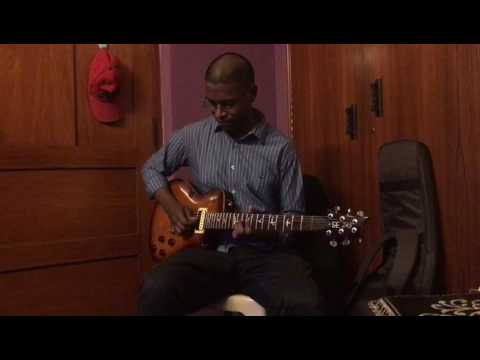 Job Arun does rough guitar lick on Better by Hezekiah Walker - YouTube
