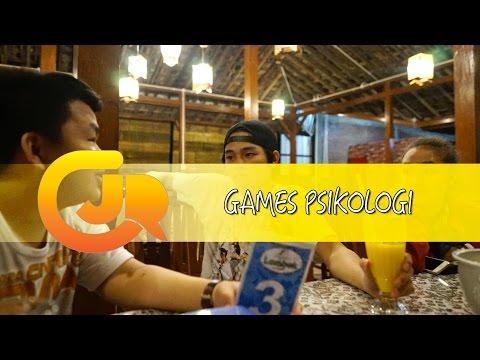 CJR Games - Kiki Nge-TES Psikologi Aldy Dan Caitlin