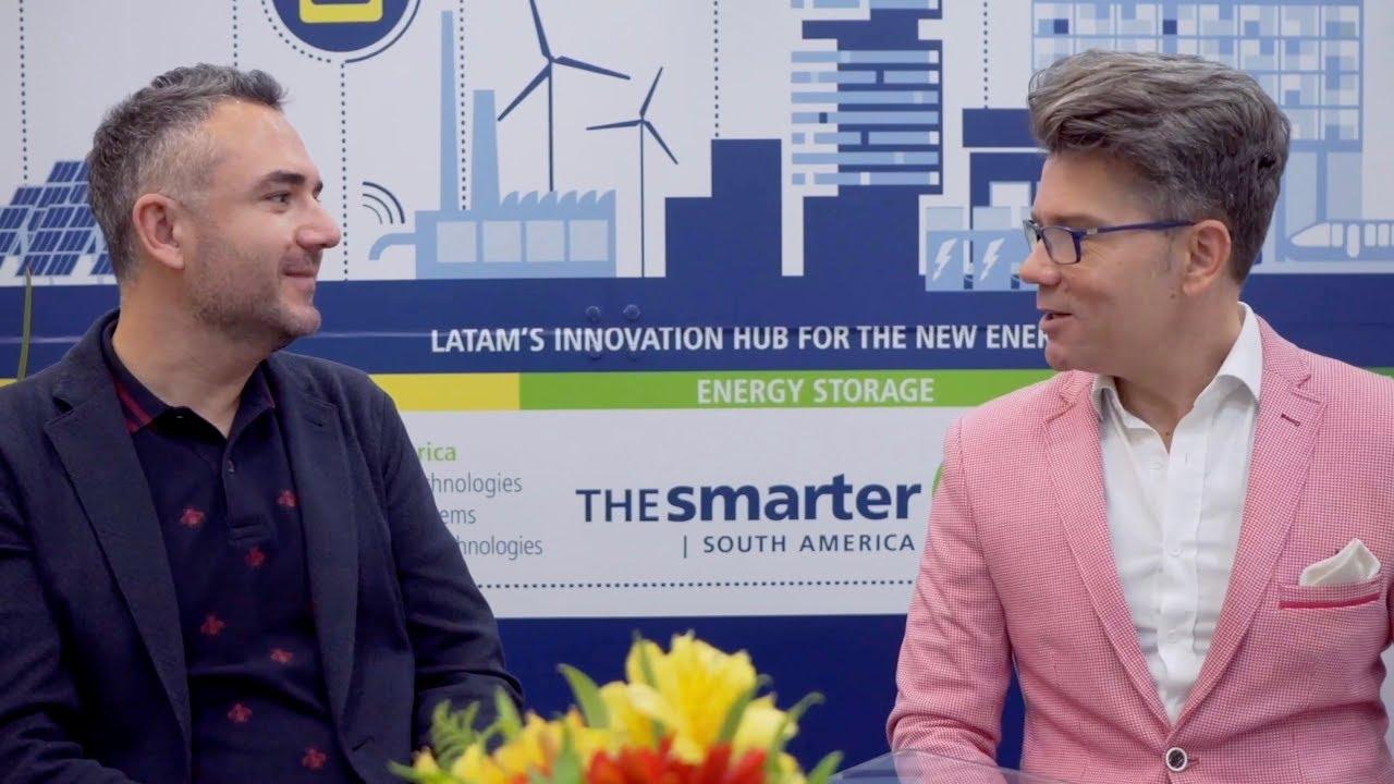 Intersolar South America 2019: SICES Solar Worldwide Vision - Leonardo Curioni, CEO
