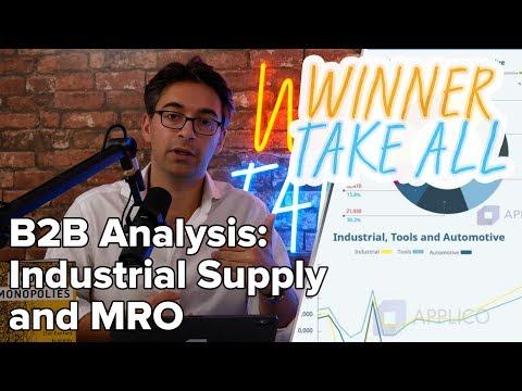 B2B Analysis: Industrial Supply and MRO | Winner Take All
