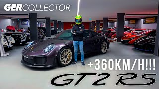 +363km/h Top Speed | 800HP GT2 RS | Night Run POV GERCollector