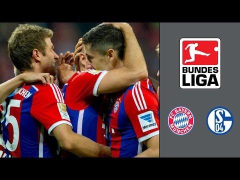 FC Bayern München vs FC Schalke 04 | 03.02.2015 | 19.Spieltag - 1. Bundesliga | FIFA 15