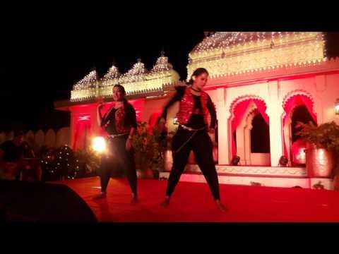 Dance Performance - North India Legal Team HUL- SALC 2016
